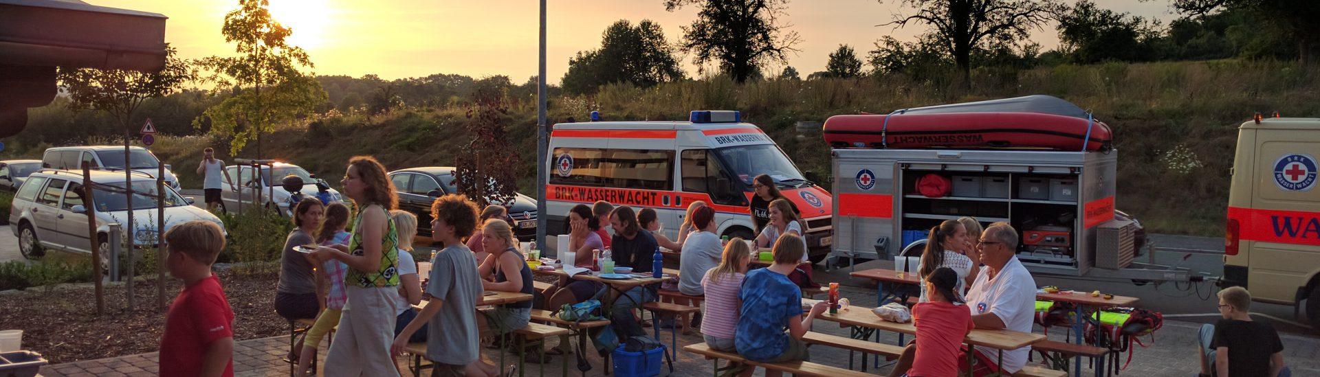 Slider-Sommerfest